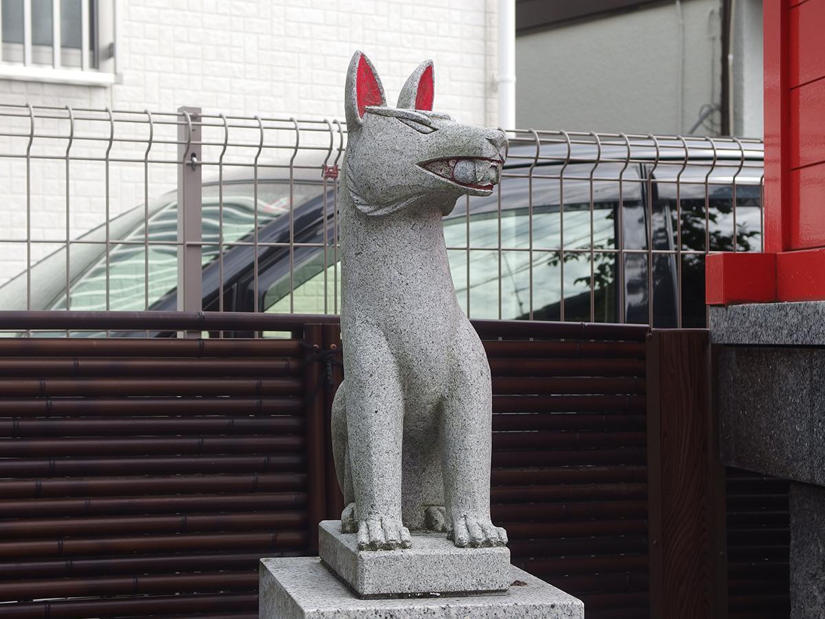 稲荷神社(町田市金森4)写真