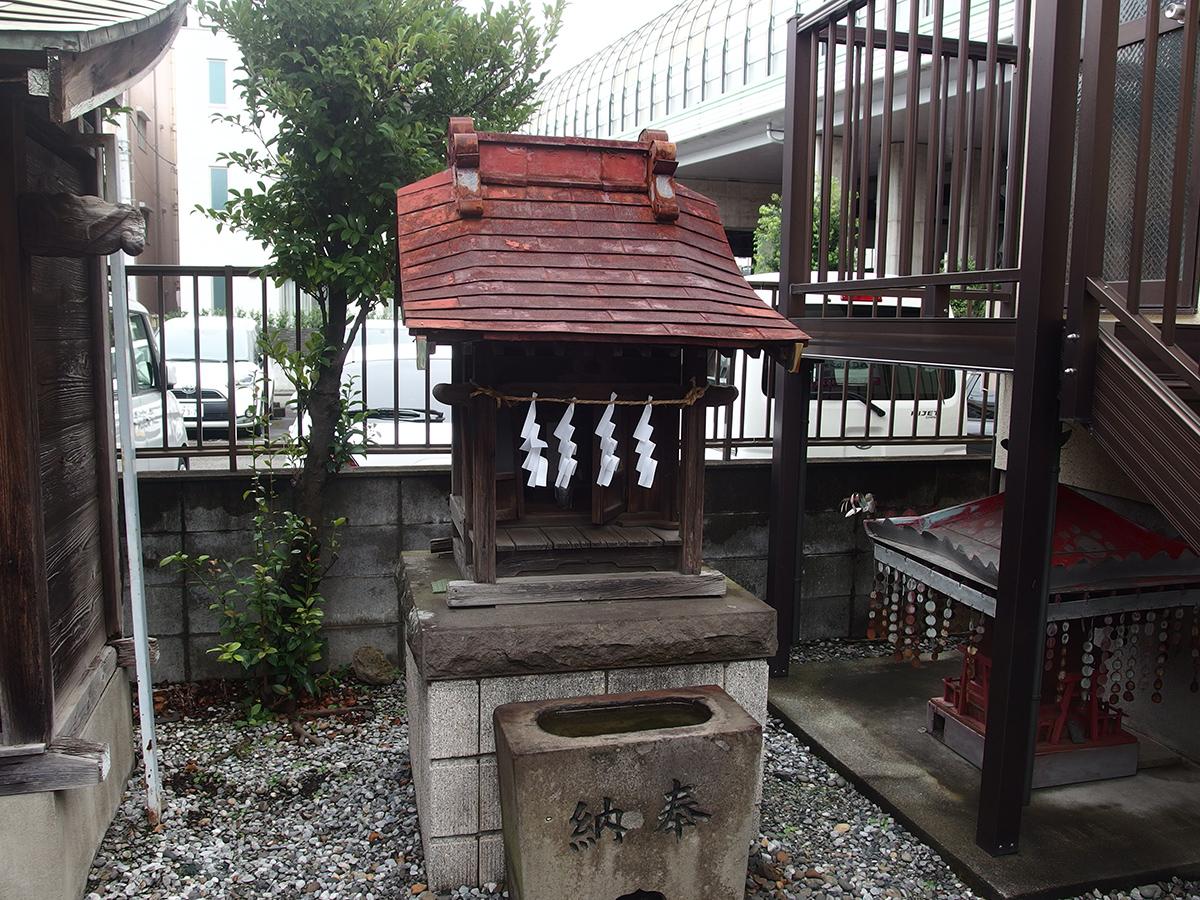 和田杉山神社写真