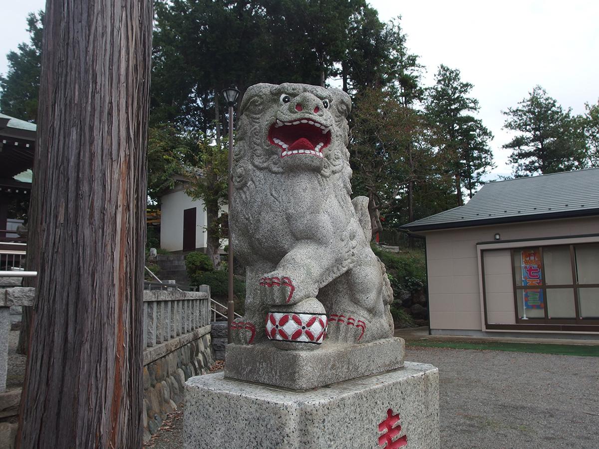 つくし野杉山神社写真