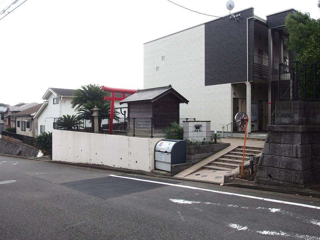 熊野神社(横浜市青葉区恩田町)
