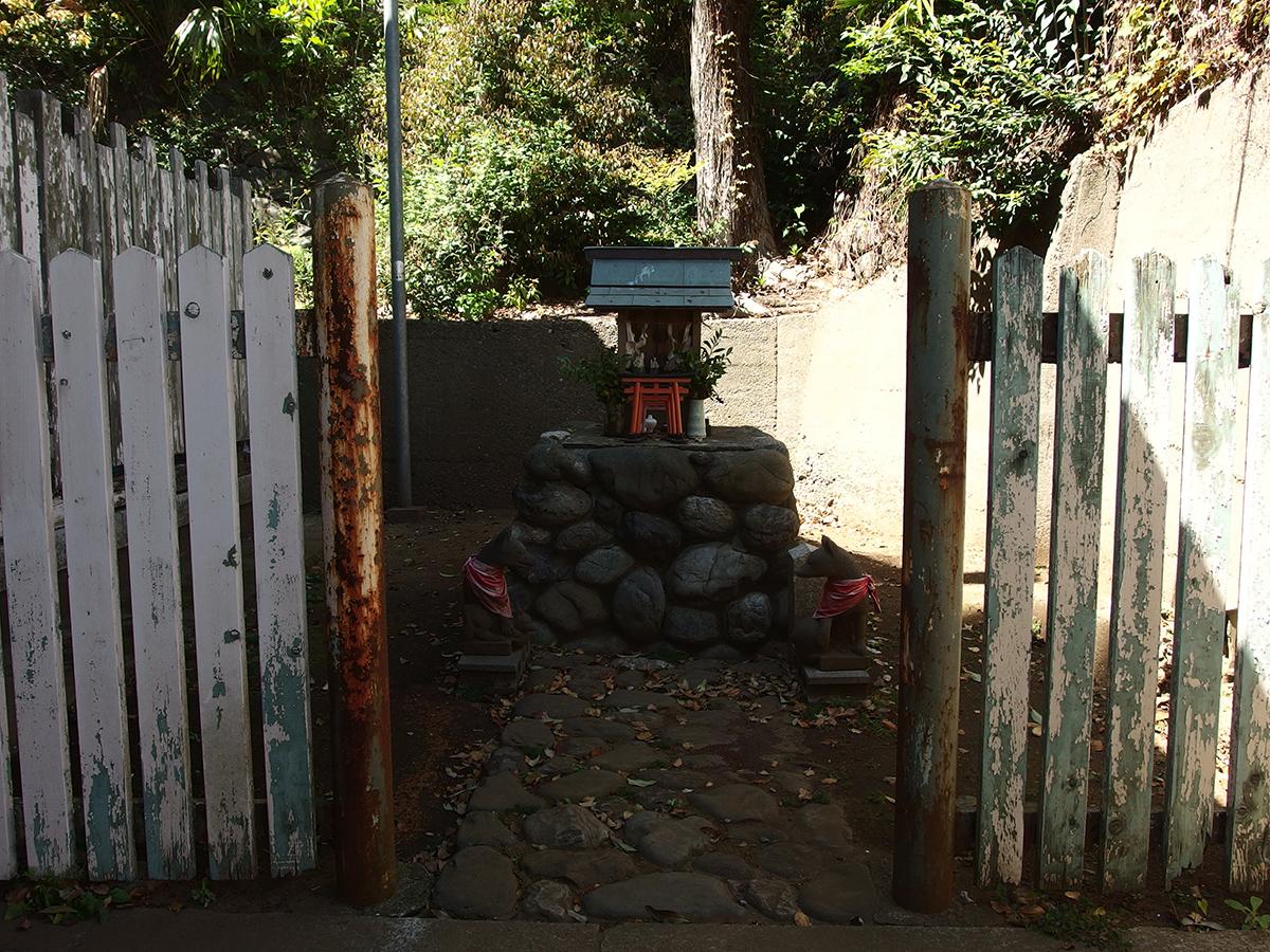 寺谷熊野神社写真