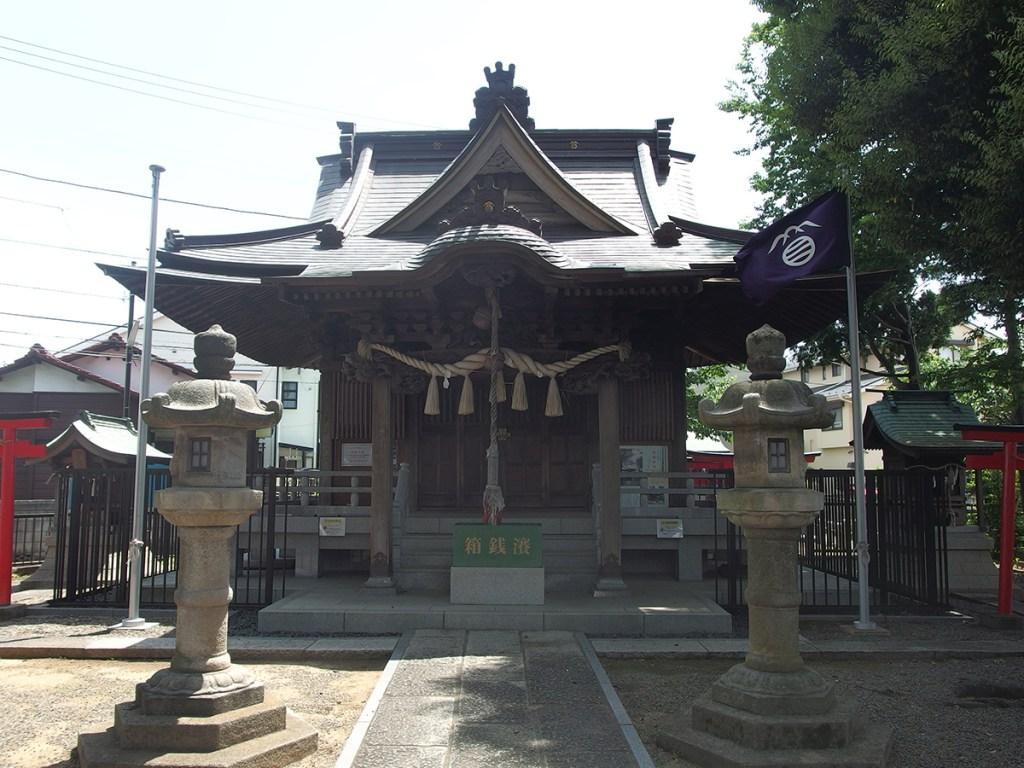 坂戸御嶽神社