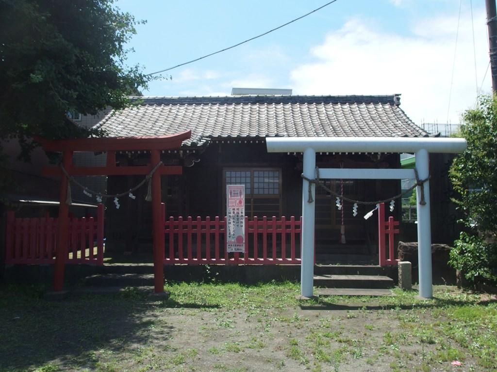 弁天神社・八海山神社(川崎市川崎区観音)