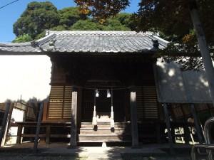 飯島三島神社(横浜市栄区飯島町)写真