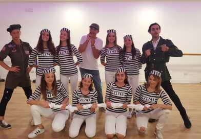 Luisella Vallino, la Regina della Danza, presenta i suoi 12 Gioielli pronti per il SanremoCantaNapoli, seconda edizione