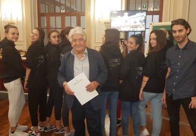 Le cucine della Regione Liguria e della Regione Campania pronte alla sfida gastronomica