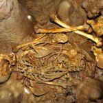 Esqueleto del cazador