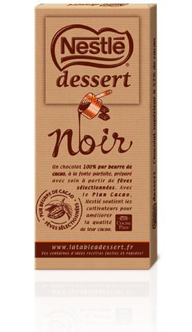 Gateau Au Chocolat Au Lait Nestlé : gateau, chocolat, nestlé, Chocolat,, Lequel?