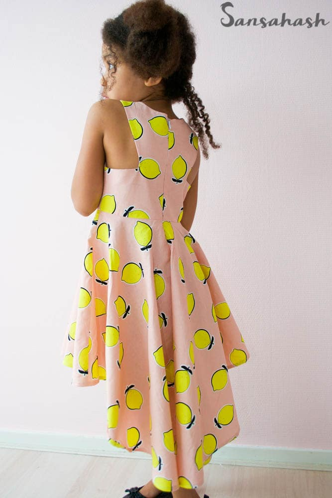 Hi Lo Dress Patterns : dress, patterns, TUTORIAL:, High-Low, Circle, Skirt