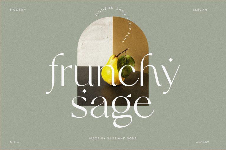 Preview image of Frunchy Sage