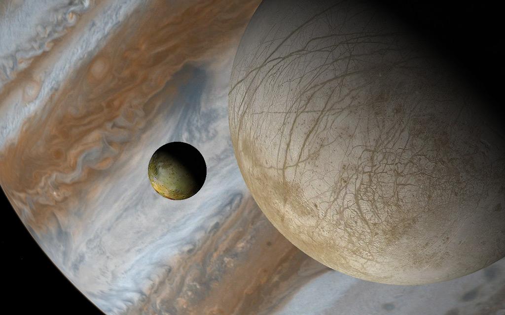 Jupiter, l'histoire de notre système solaire