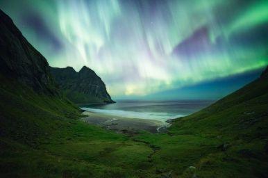Astronomy Photographer 2017 Nicolas Alexander Otto, Lofoten Islands, Norway