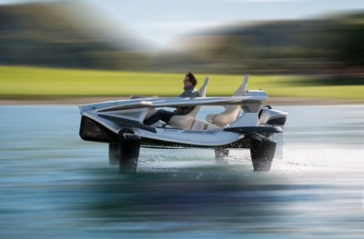 quadrofoil bateau insecte ecofriendly