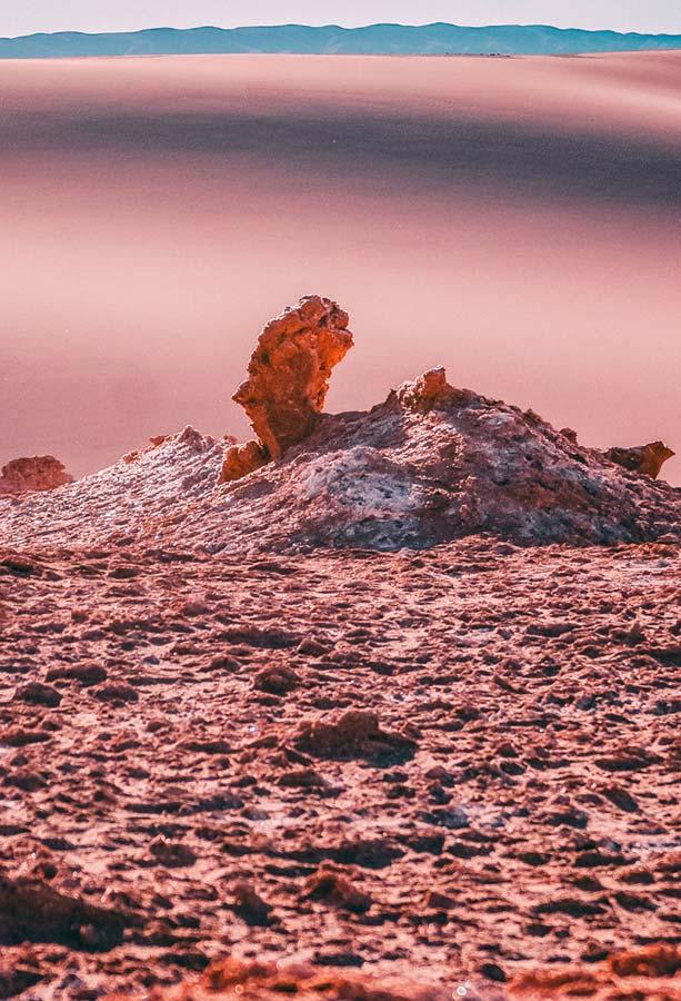 Un peu de Mars dans les paysages de la Terre; Explorez avec Sansible #sansible #voyage #terre #mars #exploration #aventure