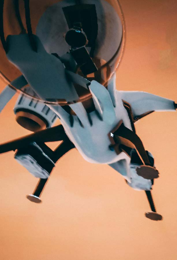 J'ai testé : Un voyage en réalité virtuelle sur la planète Mars avec un casque HTC Vive et l'application VR2Mars de VR2Planets. Explorer la planète Mars, du voyage virtuel à la réalité. Vulgarisation scientifique, expérience de réalité virtuelle, fiction narrative : #science #prospective #VR & #voyage autour de #Mars. #NASA #ESA #CNES #systemesolaire #Technologie #voyagesurMars #voyageversMars #réalitévirtuelle #missionMars #Terre #explorationspatiale