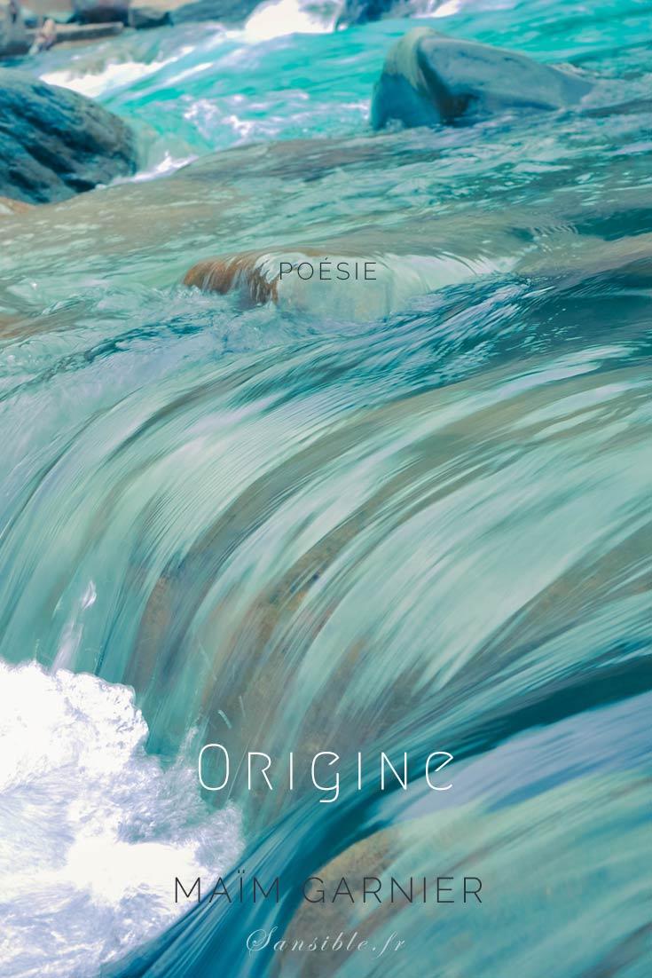 Origine est un poème de Maïm Garnier. Redécouvrez votre nature sauvage, retrouvez vos sens. A découvrir sur Sansible. #litterature #poésie #poème #nature #origine #MaimGarnier #sansible