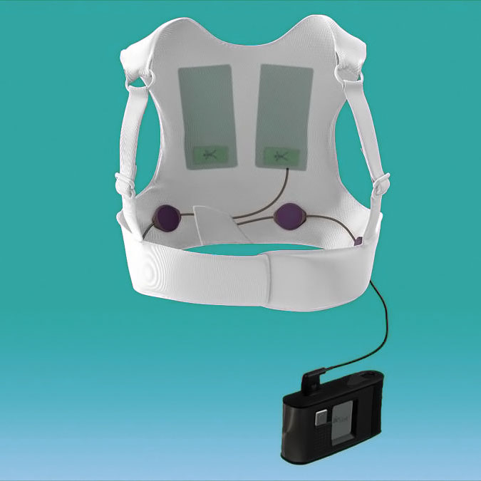 Zoll LifeVest illustration