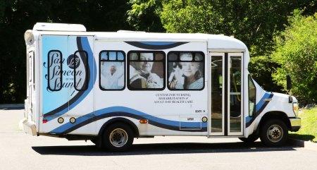 medical transportation bus