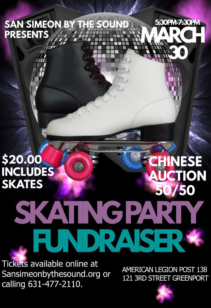 Skating Party Fundraiser