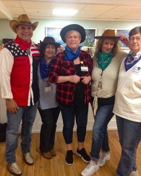 Nursing Home Week 2019 - country music
