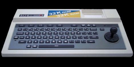 SVI-318 MkII. Κυκλοφόρησε το 1984 και ήταν όπως ο απλός, με διαφορετικο mainboard. Τα δευτερεύοντα ολοκληρωμένα TTL, είχαν αντικατασταθεί από νεότερα LSI κυκλώματα.