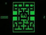 Pac-Man στον M20. Με ένα mode κι αυτό υψηλής ανάλυσης (512x256 pixels) o M20 προσέφερε τρία επίπεδα χρώματος, ανάλογα με τη διαθέσιμη μνήμη: μονόχρωμα, 4 χρώματα και 8 χρώματα. Η πλήρης παλέτα ήταν οκτάχρωμη.