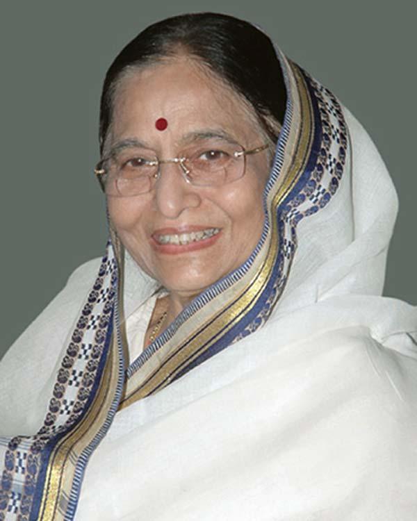 प्रतिभा देवीसिंह पाटिल Pratibha Patil