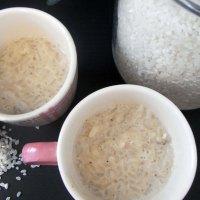 Riz au lait végétal