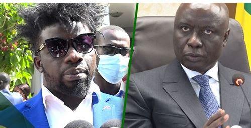 Zoss : » je suis venu soutenir mon candidat Idrissa Seck, maintenant je suis un homme politique »