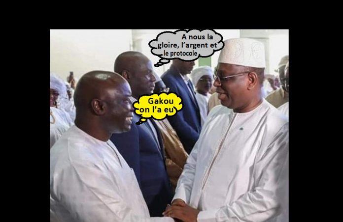 Idrissa Seck et Macky Sall