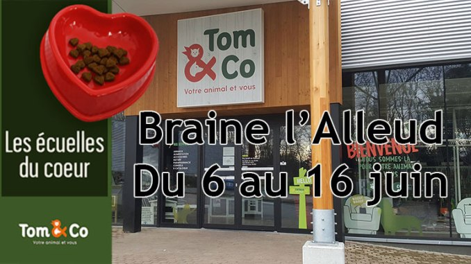 Ecuelles du coeur Tom and co Braine l'Alleud