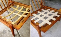 How to fix a sagging dining chair