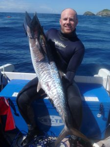 Ben's Spanish Mackerel