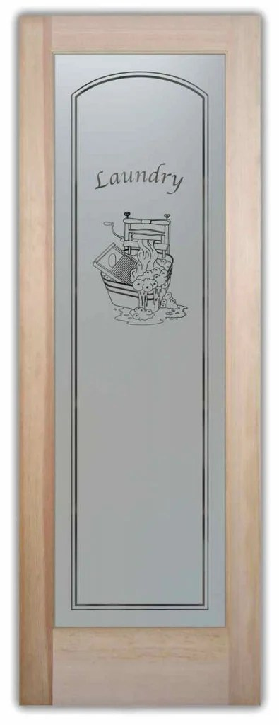 Tuscan Fireplace Pantry Doors With Glass That You Design! - Sans Soucie Art