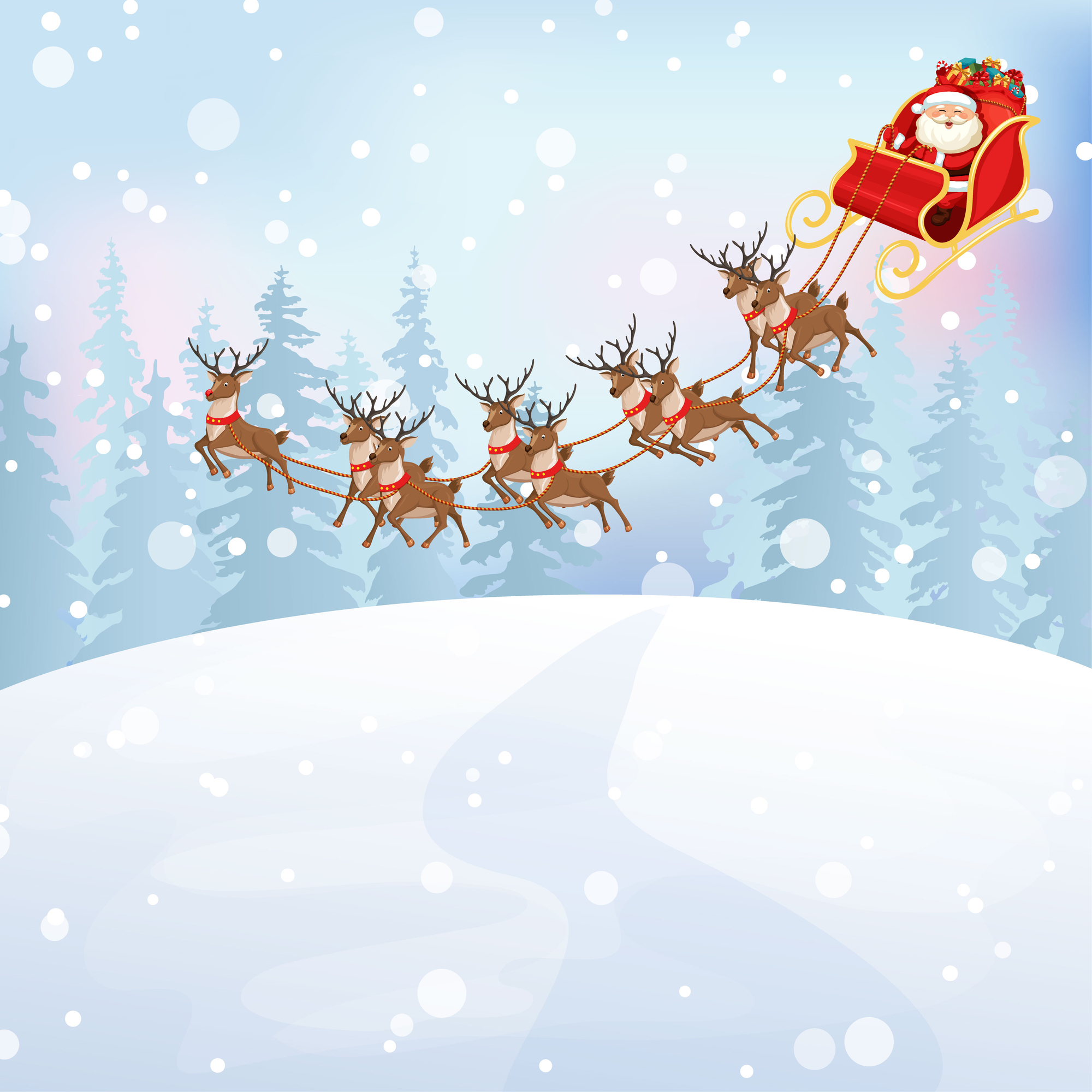 How Many Reindeer Does Santa Have