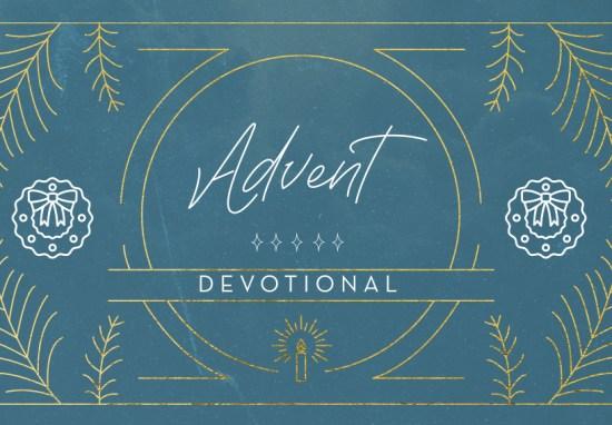 Midweek Advent Devotional