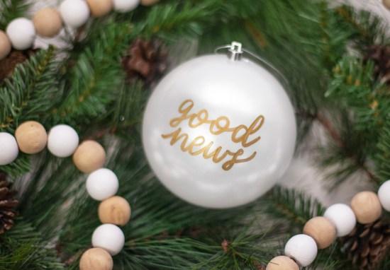 December 18 – Good News