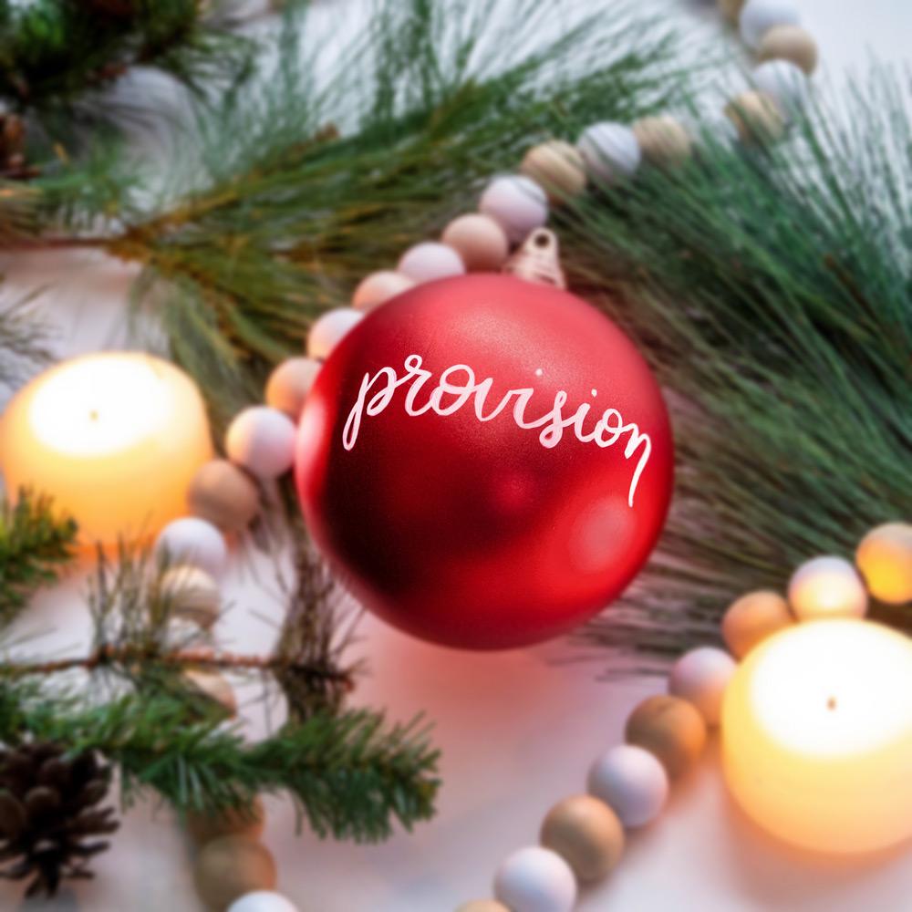 December 3 – Provision