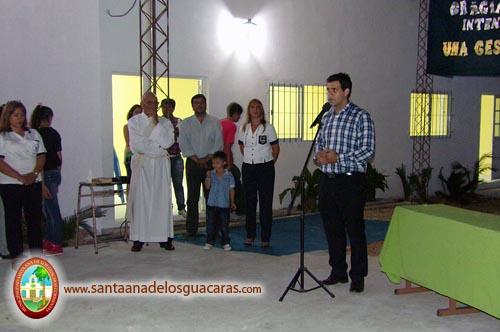 Inauguración - Salón Escuela Primaria Pedro Matoso.
