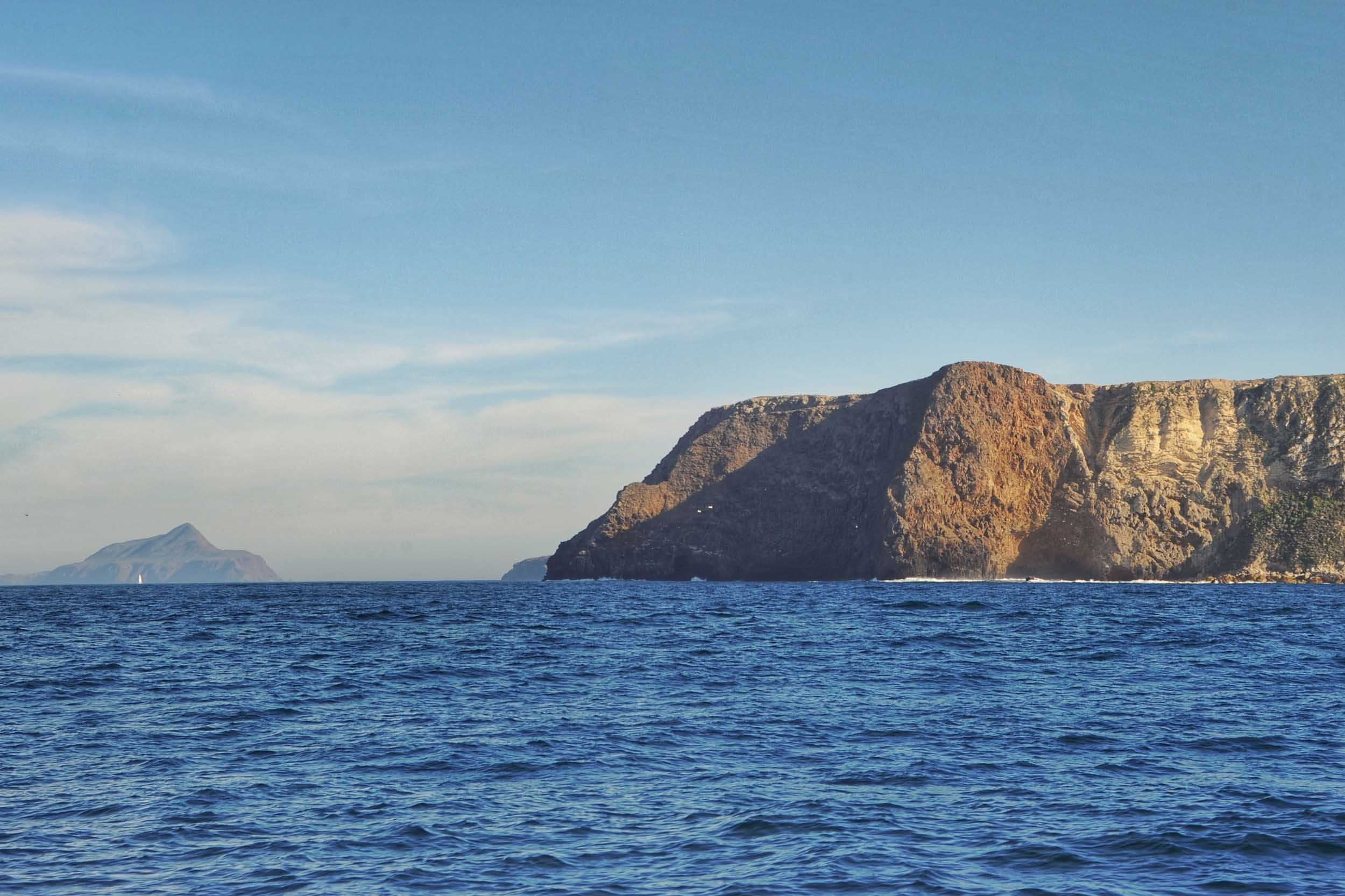 Island Hopping On The Channel Islands Visit Santa Barbara