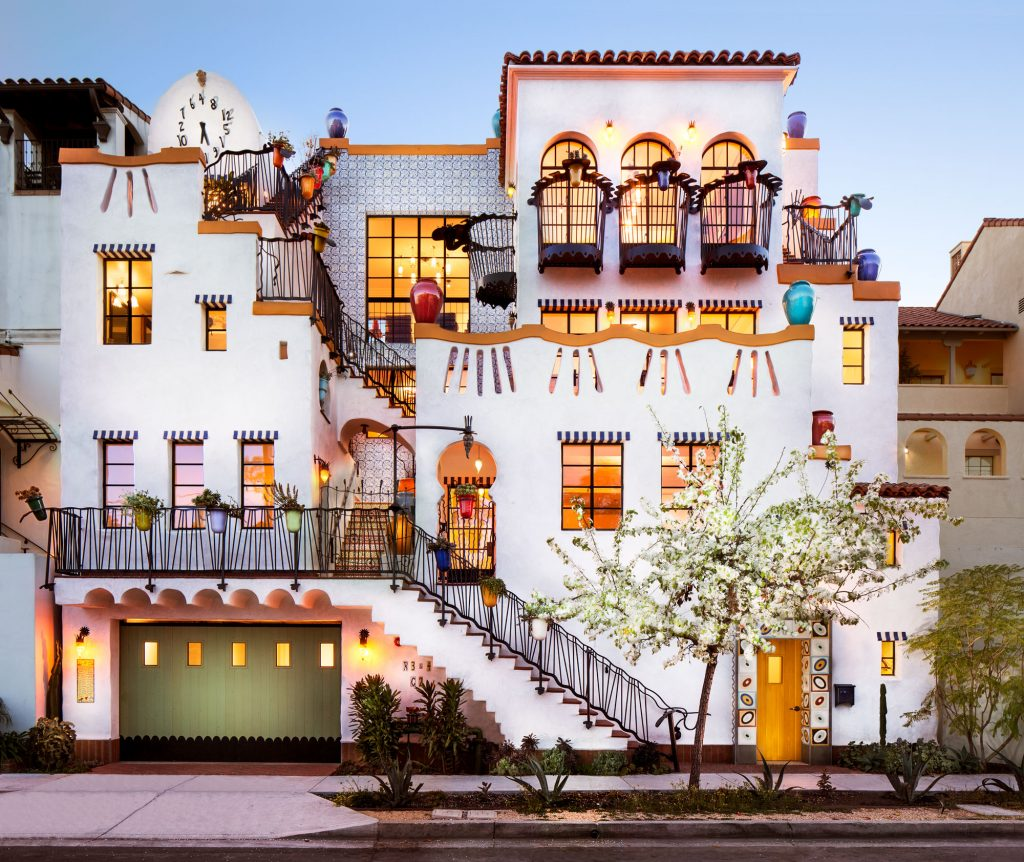 Walking Tour with Architect Jeff Shelton  Visit Santa Barbara
