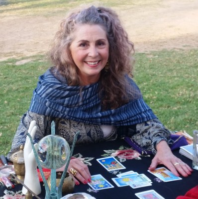 Santa Barbara Tarot Card Reader Gypsy Fortune Teller, Fortune telling, Tarot Card Reading