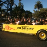 Santa Barbara Hot Rod Limo 2