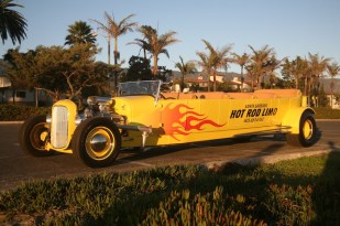 Santa Barbara Hot Rod Limo 7
