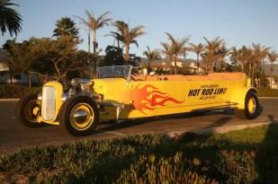 Santa Barbara Hot Rod Limo 7