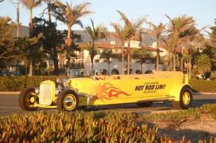 Santa Barbara Hot Rod Limo 8