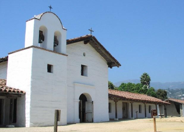 The Presidio of Santa Barbara - El Presidio Real de Santa Bárbara - built in the 1780s in the Spanish colonial era. Taken by Antandrus
