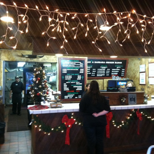 SBChicken Ranch Front Interior