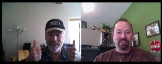 Skype Interview with Sensei Gilliland