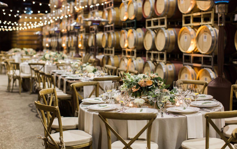 Firestone Vineyard  Wine Country  Santa Barbara Venues